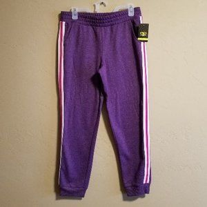 Athletic Works Fleece Joggers XL(14-16) Plus NWT